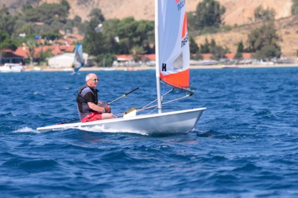 Midweek sailing, 7th September – Don's report
