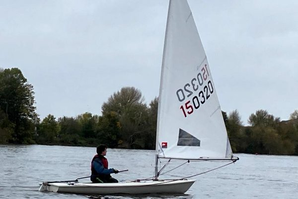 Campbell Trophy Race 5 – Joseph's report