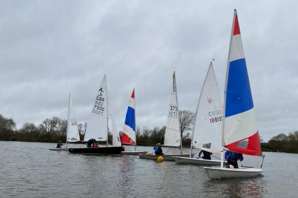 Campbell Trophy Race 7 – Digby's report